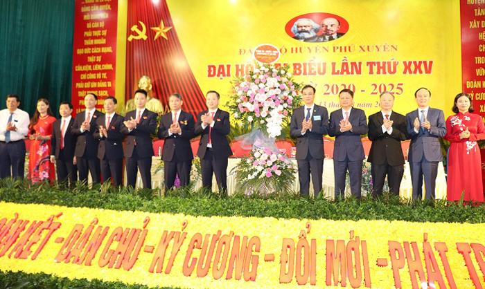 Xây dựng Phú Xuyên trở thành đô thị vệ tinh phía Nam Thủ đô