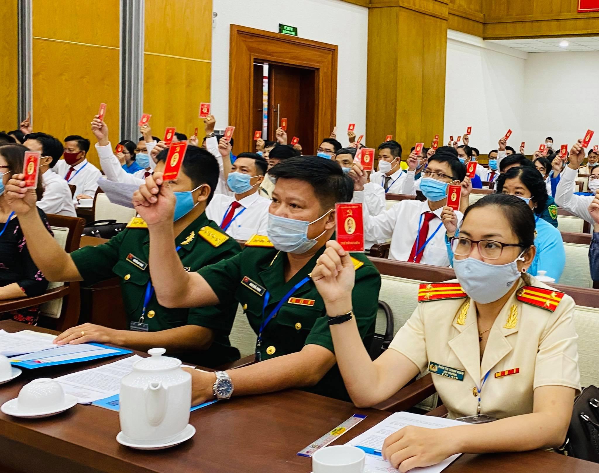 Đồng chí Phạm Hồng Sơn tái đắc cử Bí thư Quận ủy Phú Nhuận