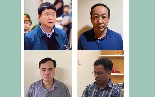 Khởi tố nguyên Thứ trưởng Bộ Giao thông Vận tải Nguyễn Hồng Trường