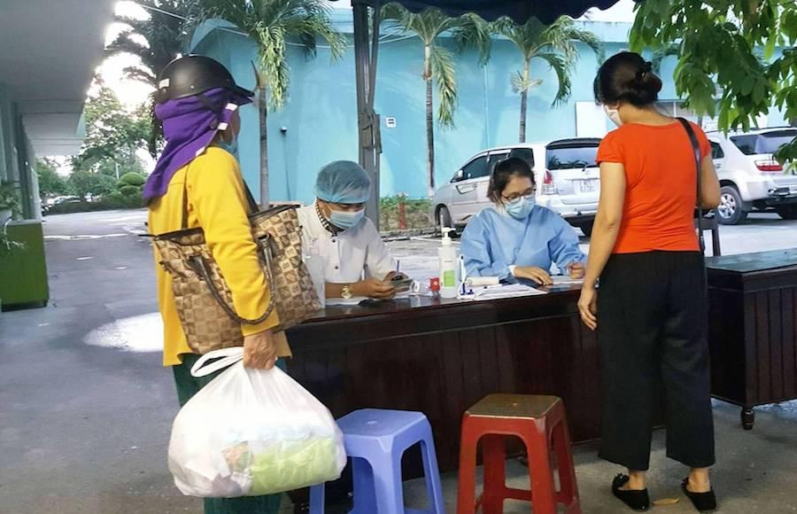 Xác minh dịch tễ 02 trường hợp dương tính SARS-CoV-2 tại Quảng Nam