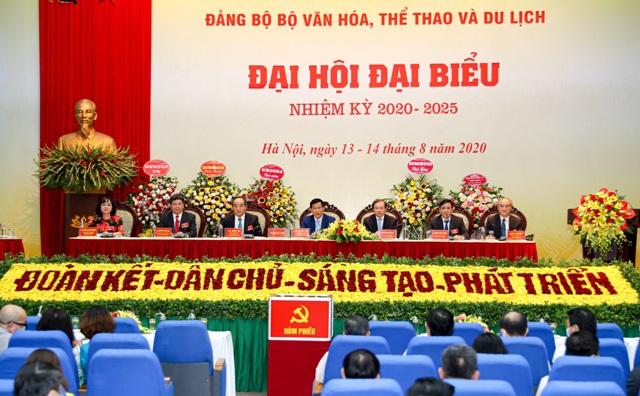 Thứ trưởng Tạ Quang Đông được bầu giữ chức Bí thư Đảng ủy Bộ VHTTDL