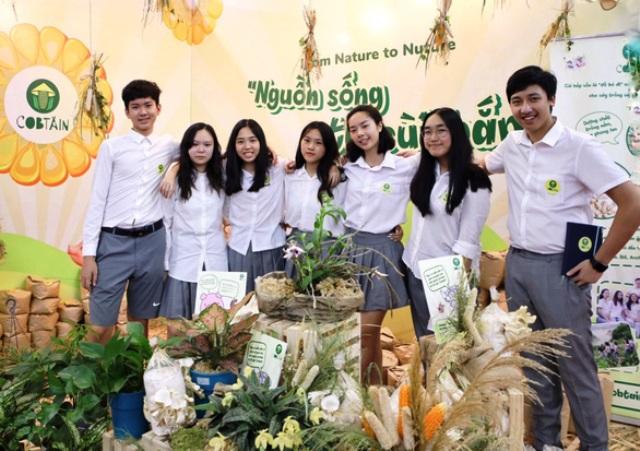 Dự án của học sinh Việt giành ngôi Vô địch cuộc thi Khởi nghiệp trẻ quốc tế
