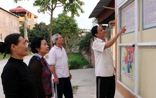 Bộ Nội vụ đề nghị xây dựng Luật Thực hiện dân chủ ở cơ sở