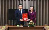 Hà Nội Bí thư Huyện ủy Hoài Đức giữ chức vụ Trưởng Ban Nội chính Thành ủy