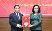 Công bố các quyết định của Ban Thường vụ Thành ủy Hà Nội về công tác cán bộ