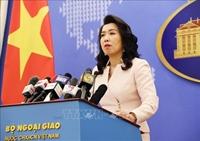 Yêu cầu Malaysia xác minh, làm rõ vụ truy đuổi tàu cá làm ngư dân Việt Nam thiệt mạng