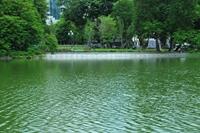 Hồ Gươm mang diện mạo mới đón chào Quốc khánh