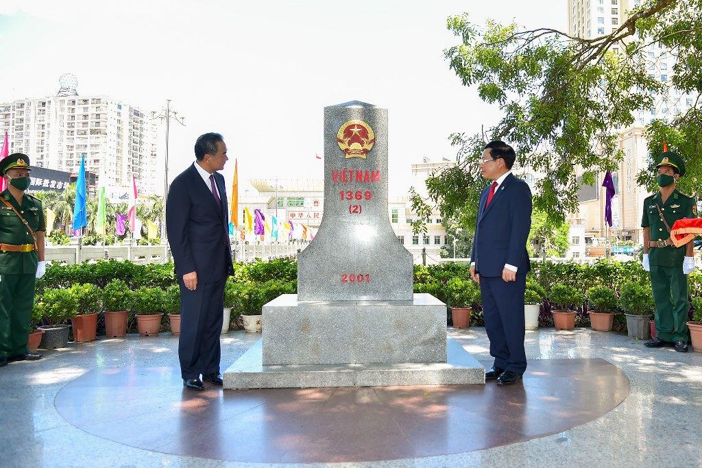 Việt Nam - Trung Quốc tăng cường phối hợp quản lý biên giới