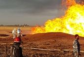 Nổ đường ống dẫn khí đốt, Syria mất điện toàn quốc