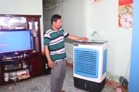 Điện lưới quốc gia về với xã đảo Nhơn Châu