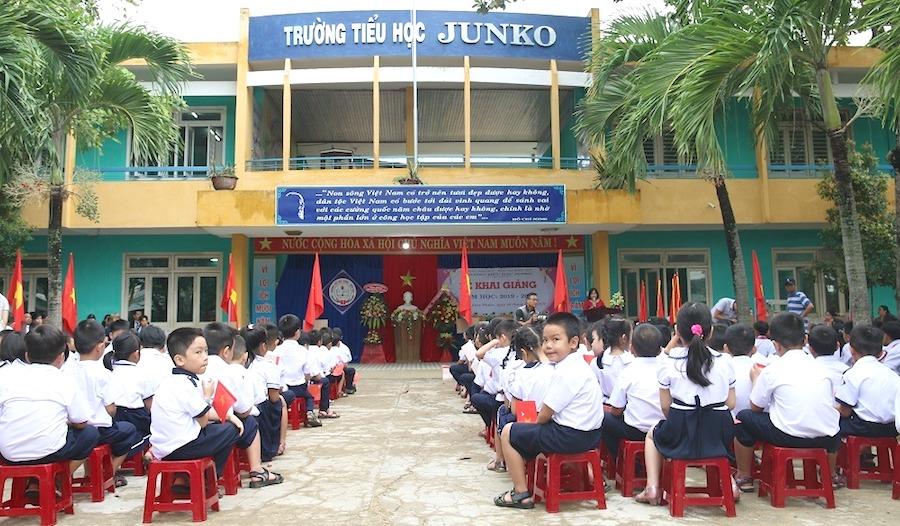Quảng Nam Sẽ tổ chức lễ khai giảng trực tuyến ở các trường thuộc khu vực cách ly xã hội