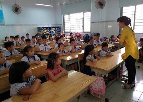 Bảo đảm cho tất cả trẻ trong độ tuổi đi học được đến trường