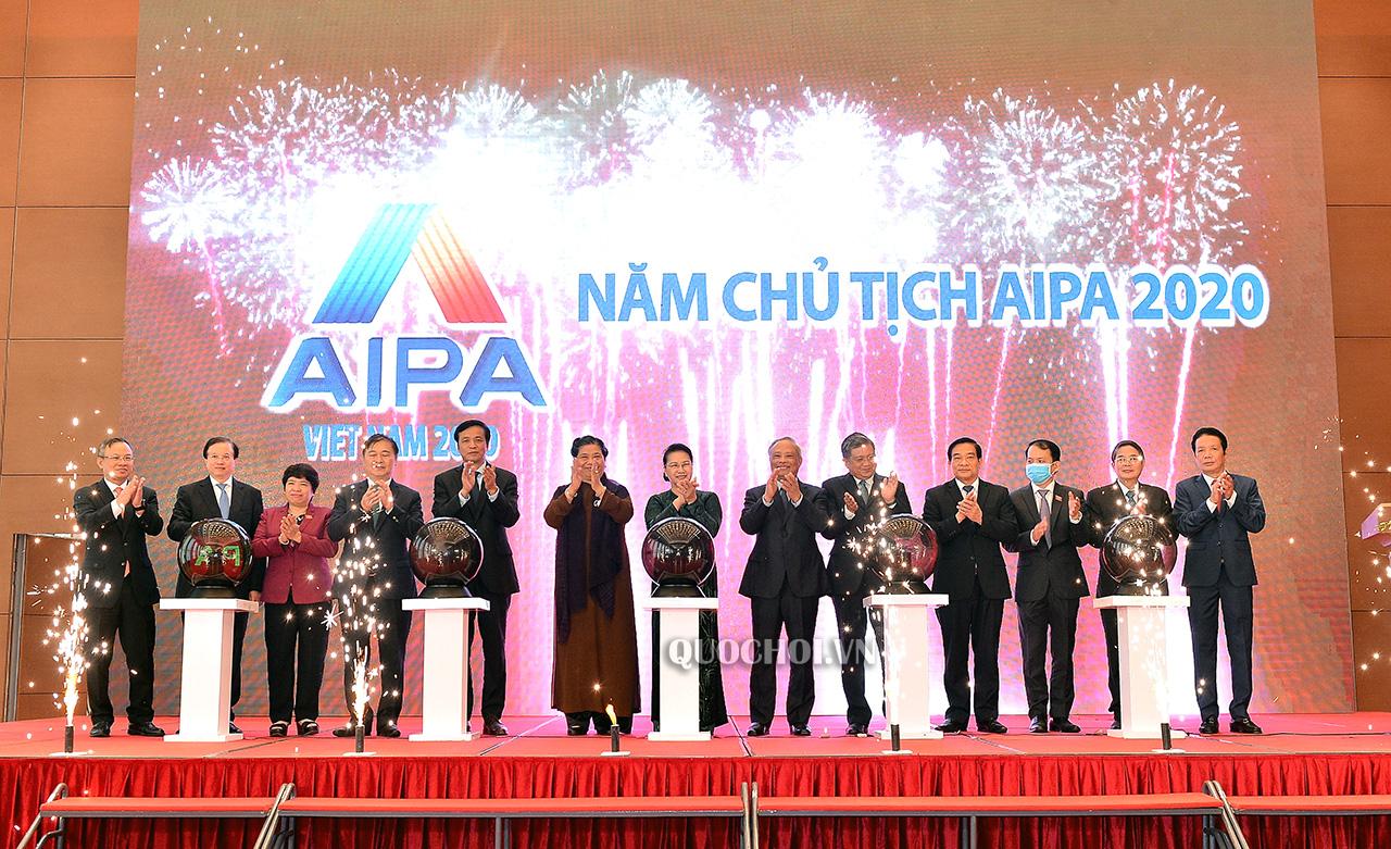 Đại hội đồng AIPA lần thứ 41 diễn ra từ ngày 8 - 10 9 tại Hà Nội
