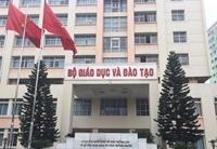 Sắp xếp lại các đơn vị sự nghiệp công lập thuộc Bộ GD ĐT