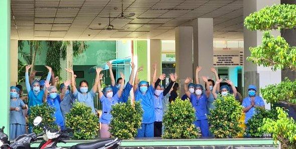 Dỡ bỏ lệnh phong tỏa, cách ly y tế đối với Bệnh viện Đà Nẵng