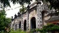 Độc đáo kiến trúc nghệ thuật chùa Cổ Lễ   