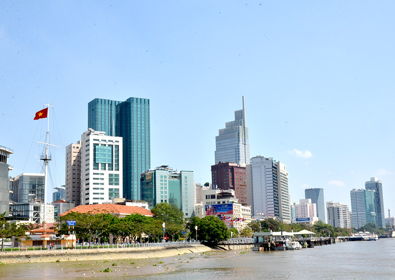 Hợp tác Việt – Mỹ trong xây dựng dự án thành phố thông minh