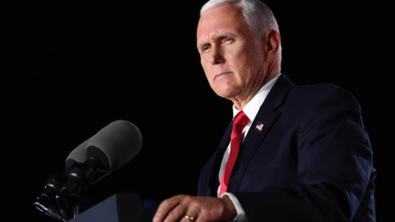 Ông Mike Pence chính thức tiếp nhận đề cử liên danh của đảng Cộng hòa