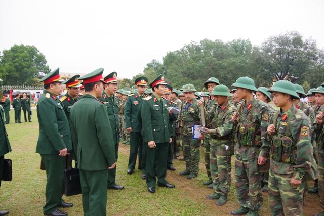 Phát huy truyền thống Sư đoàn 3 anh hùng