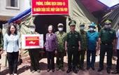 Động viên bộ đội biên phòng phòng chống dịch COVID - 19