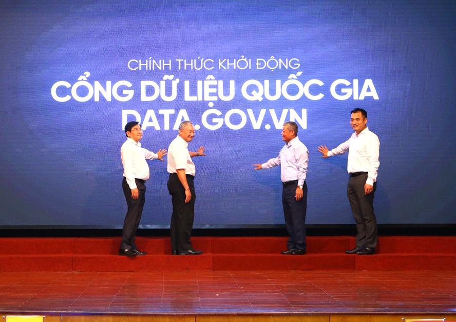 Cổng dữ liệu quốc gia Data gov vn chính thức đi vào hoạt động
