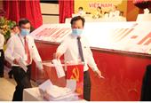Đồng chí Nguyễn Thị Minh Hồng được bầu làm Bí thư Đảng ủy Khối Đại học – Cao đẳng TP Hồ Chí Minh