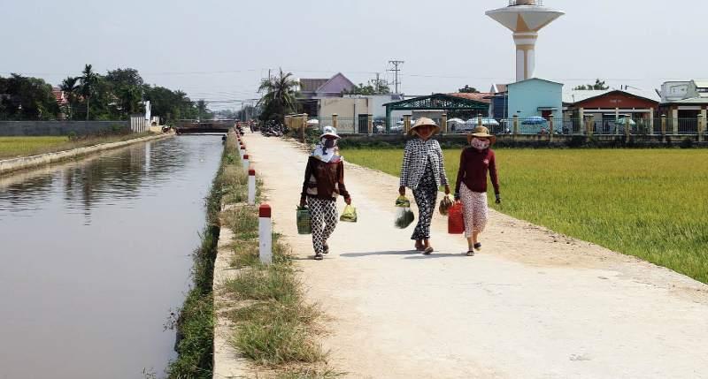Ninh Thuận phấn đấu cuối năm 2020, thêm 1 huyện đạt chuẩn nông thôn mới