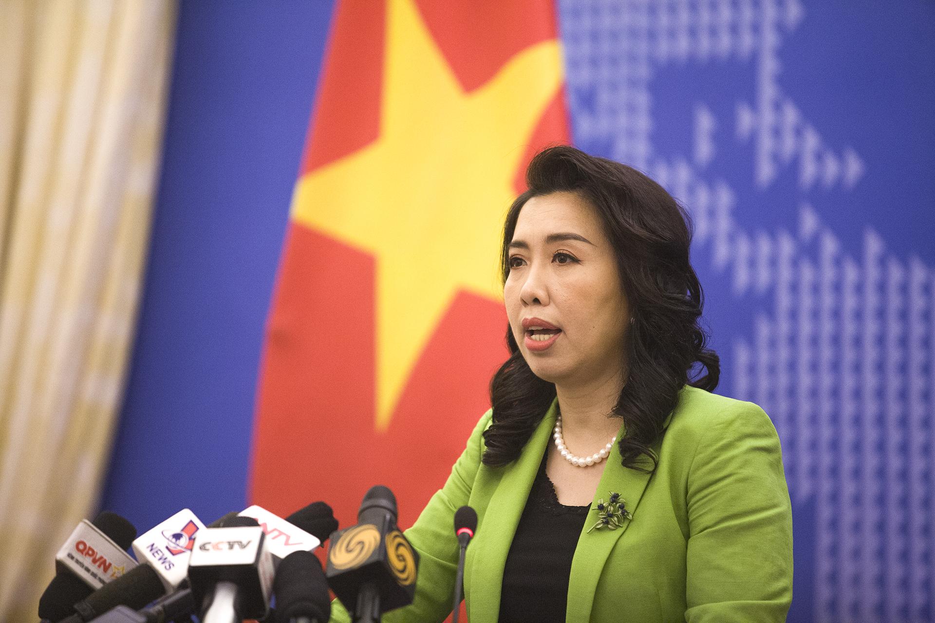 Việt Nam khẳng định chủ quyền đối với Hoàng Sa và Trường Sa