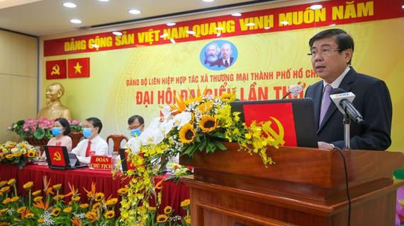 Đảm bảo vai trò lãnh đạo của Đảng trong hoạt động của Liên hiệp HTX thương mại