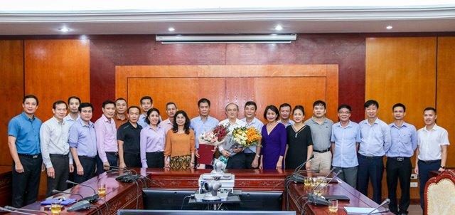 Đồng chí Trần Đức Phấn phụ trách Tổng cục Thể dục thể thao