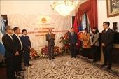 Đại sứ quán Việt Nam tại Argentina long trọng tổ chức lễ kỷ niệm 75 năm Quốc khánh 2 9
