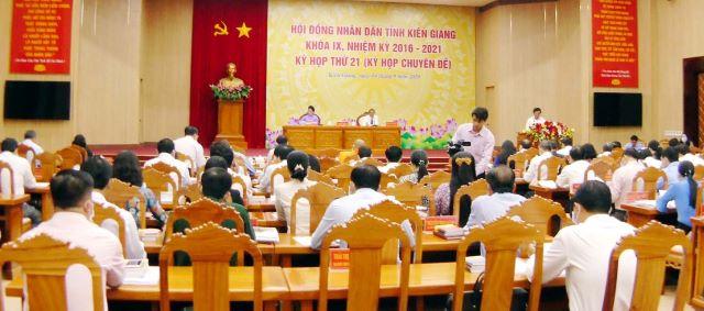 Kiên Giang điều chỉnh kế hoạch đầu tư công trung hạn giai đoạn 2016 – 2020