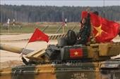 Việt Nam vô địch bảng 2 xe tăng hành tiến tại Army Games 2020