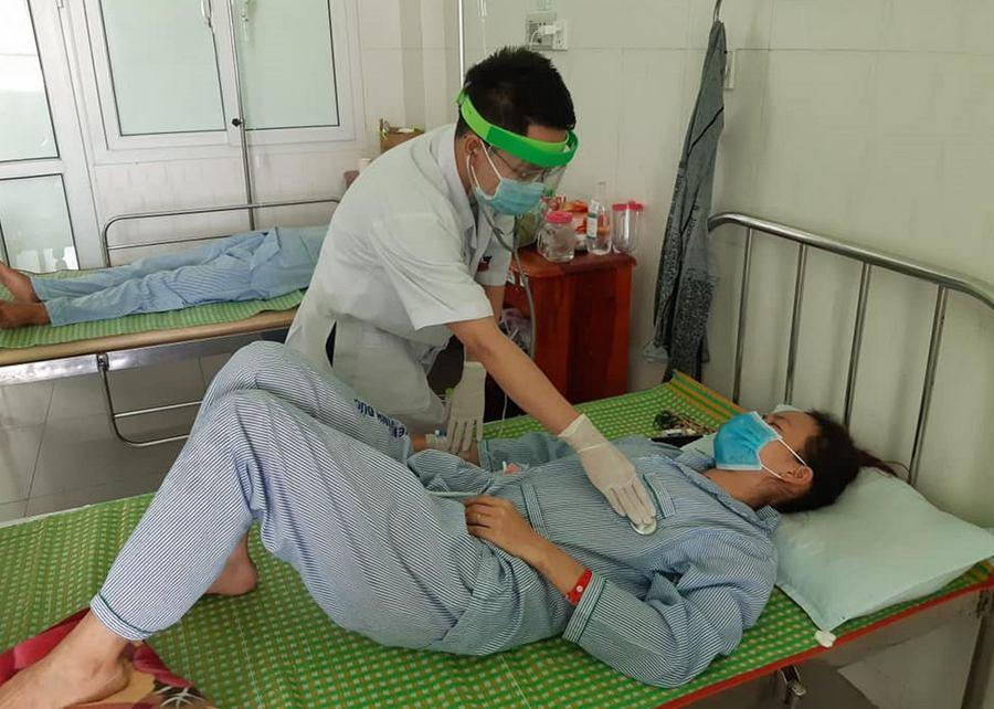 Quảng Nam 03 ca nghi ngộ độc thực phẩm do pate Minh Chay