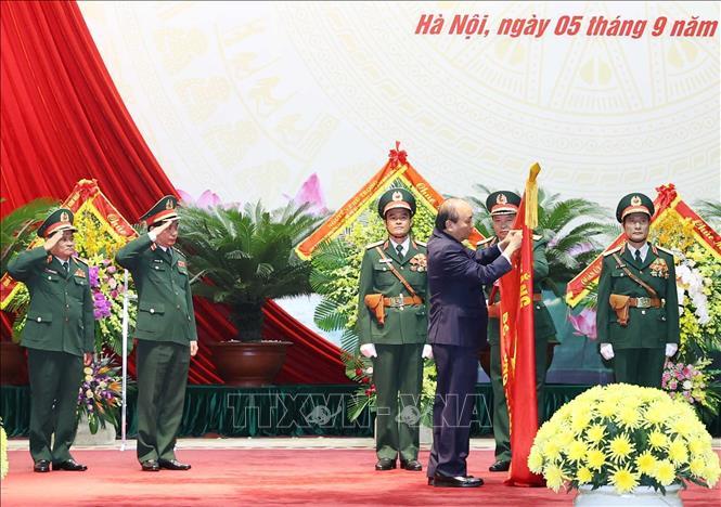 Thủ tướng Nguyễn Xuân Phúc dự Lễ kỷ niệm 75 năm Ngày truyền thống Bộ Tổng Tham mưu
