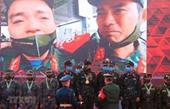 Đoàn Việt Nam đạt thành tích xuất sắc tại Army Games 2020