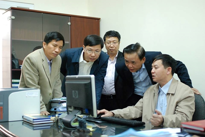 Bộ NN PTNT khảo sát sự hài lòng đối với chất lượng dịch vụ công trực tuyến
