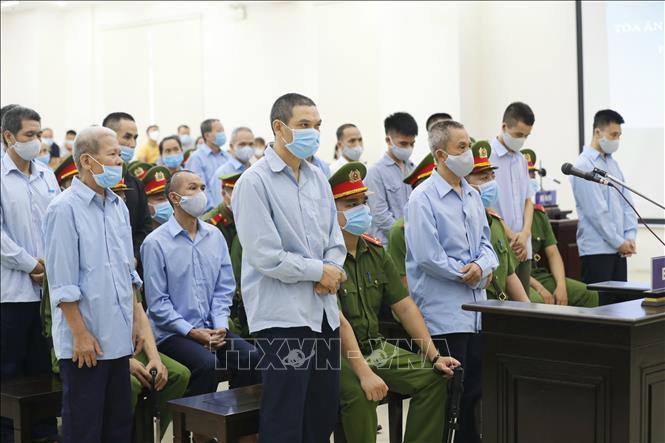 Xét xử vụ án tại Đồng Tâm 29 bị cáo ra hầu tòa