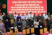 Phó Chủ tịch nước Đặng Thị Ngọc Thịnh thăm, làm việc tại huyện Chi Lăng Lạng Sơn