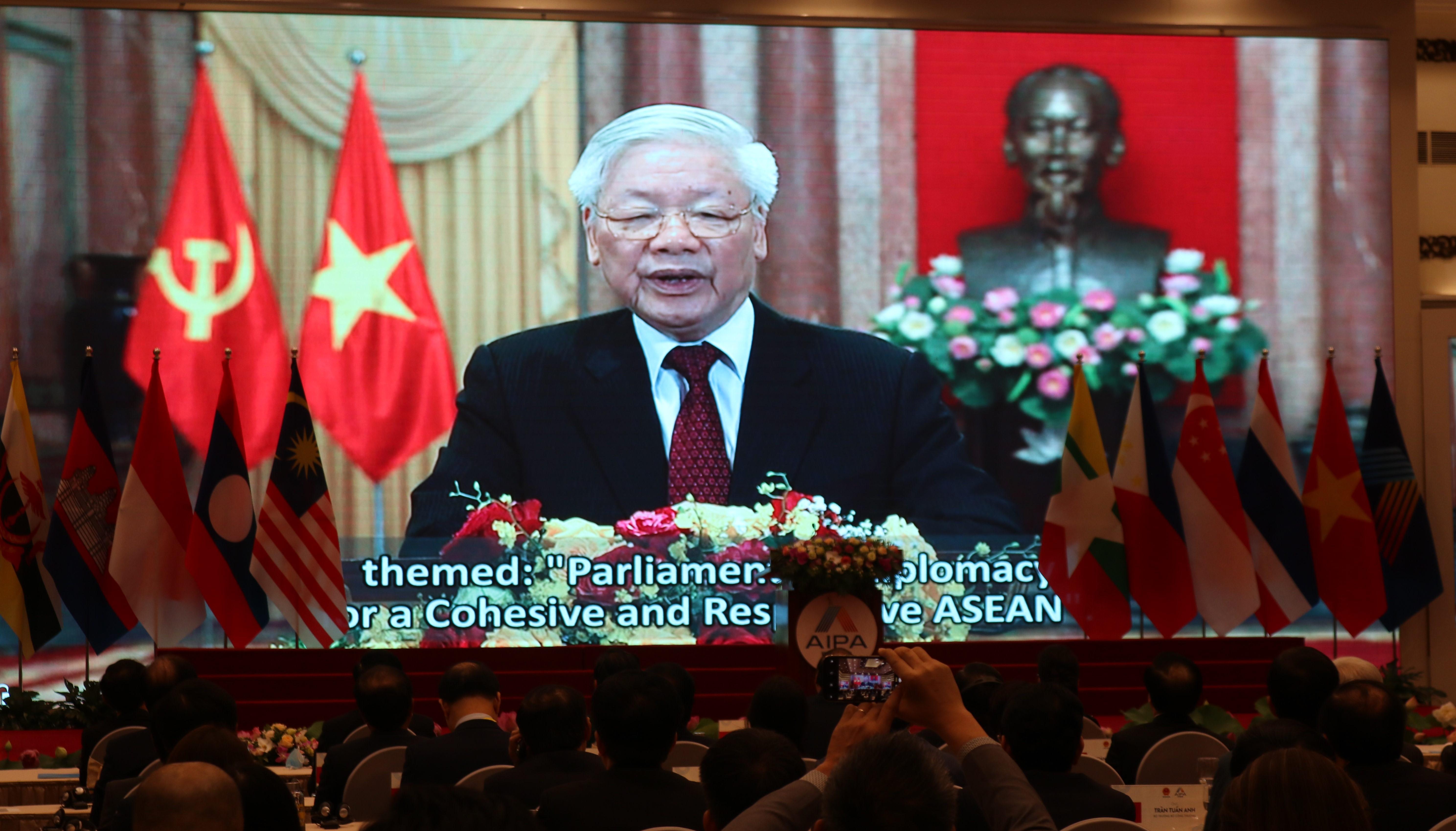 AIPA Đồng hành cùng phát triển của ASEAN
