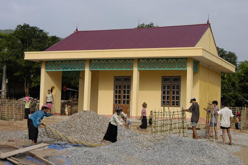 Giải quyết tốt nợ đọng xây dựng cơ bản trong xây dựng nông thôn mới