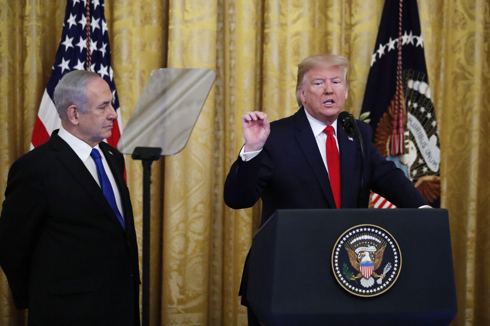Mỹ điều chỉnh chính sách đối với tiến trình hòa bình Trung Đông