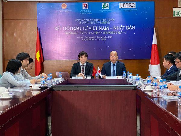 Nhiều doanh nghiệp Nhật Bản quan tâm thị trường Việt Nam