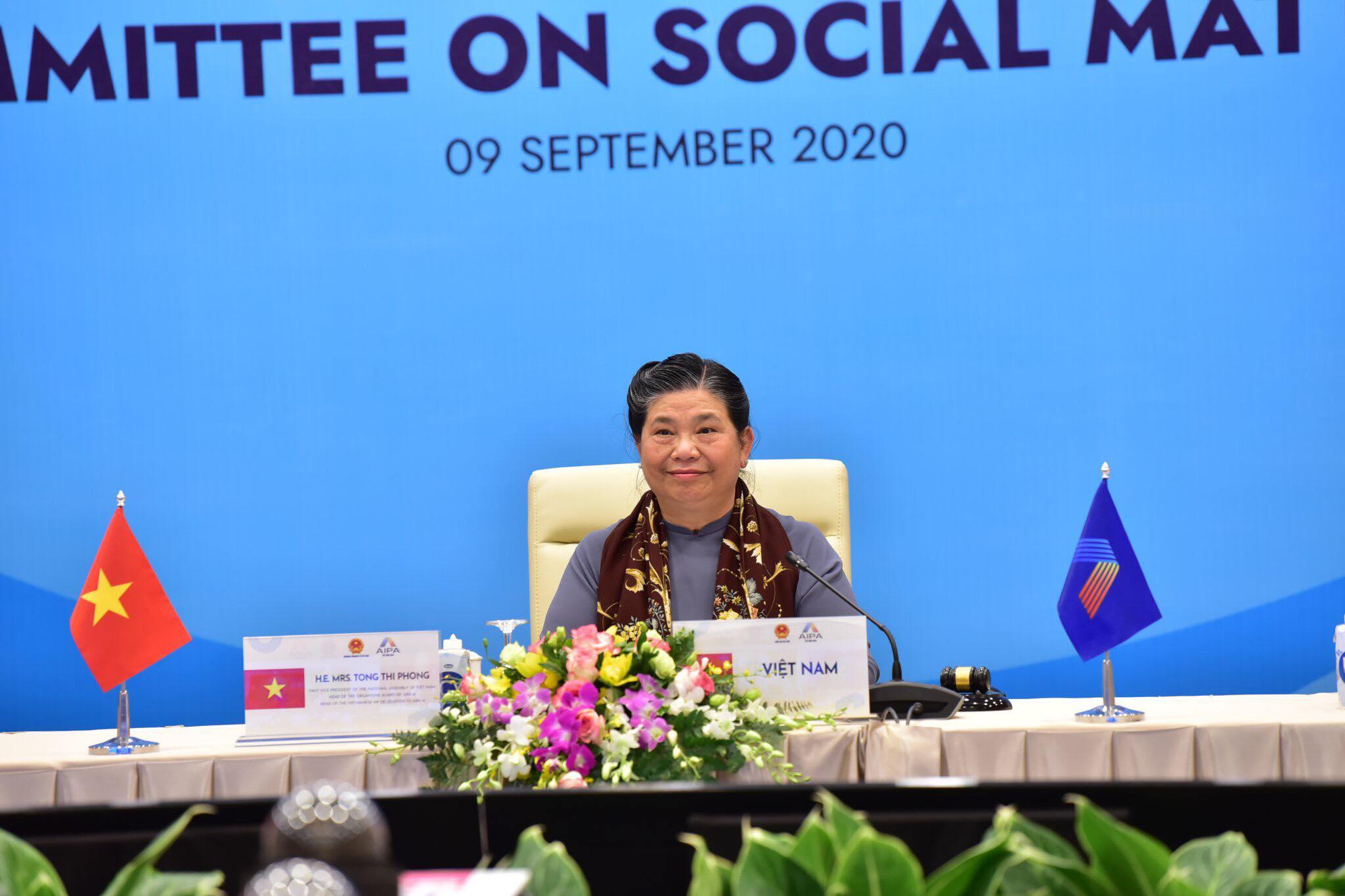 AIPA với sứ mệnh hỗ trợ Cộng đồng Văn hóa Xã hội ASEAN