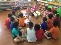 Hỗ trợ giáo viên mầm non trường dân lập địa bàn có khu công nghiệp