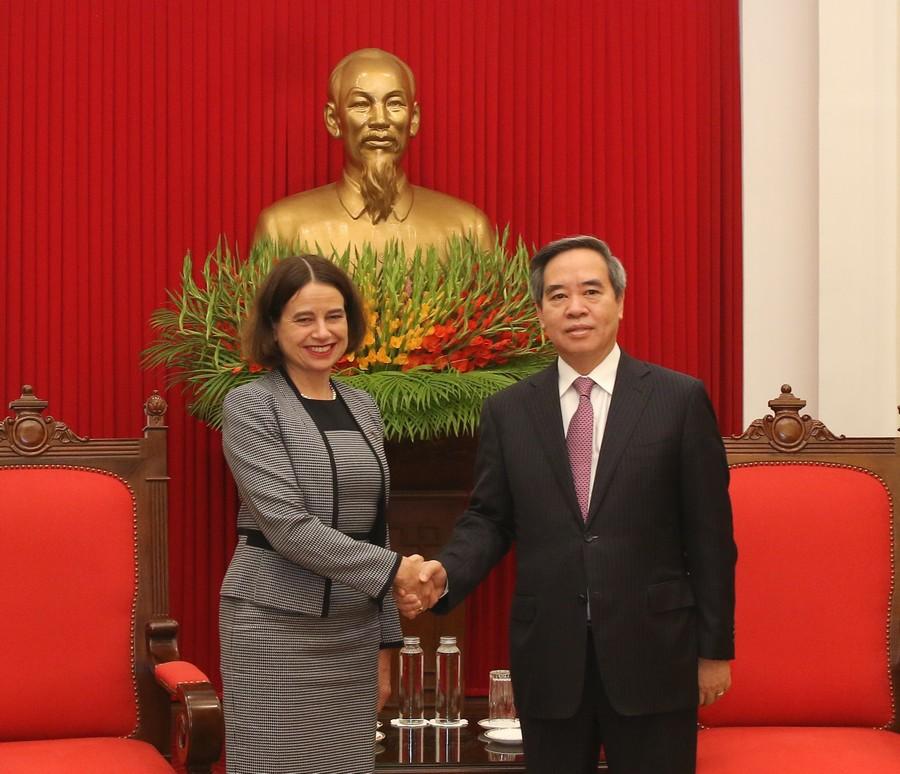 Tiếp tục thúc đẩy quan hệ Đối tác Chiến lược Việt Nam - Australia