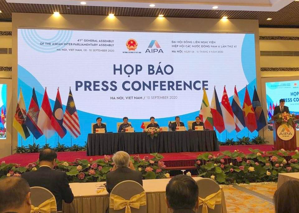 Thành công của Đại hội đồng AIPA 41 đã góp phần nâng cao vị thế, uy tín của Việt Nam