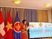 Kỷ niệm 75 năm Quốc khánh Việt Nam tại Thụy Sĩ