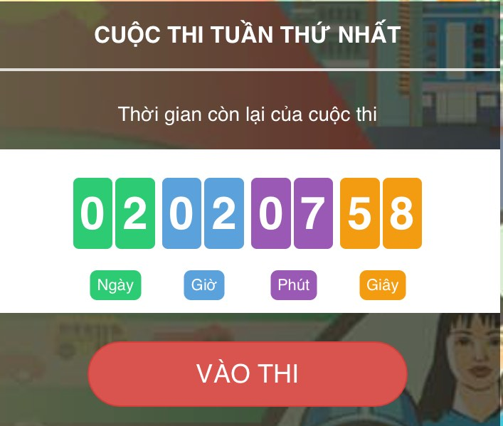 """Hà Tĩnh đang dẫn đầu Cuộc thi trắc nghiệm """"Chung tay vì an toàn giao thông"""""""