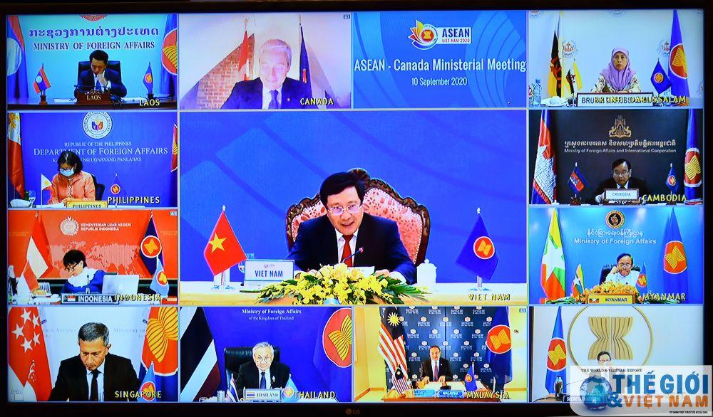 Chuyên gia Canada đánh giá cao Việt Nam trong vai trò Chủ tịch ASEAN